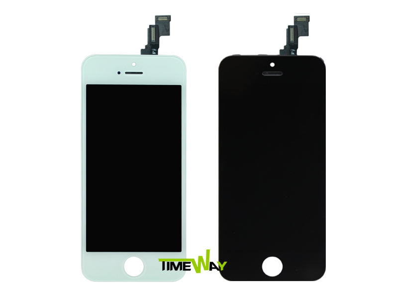 5pcs 1000% New For iphone 5c lcd Touch Screen Digi...