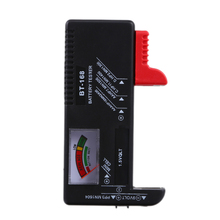 Buy Digital LCD Electronic Device Battery Tester For 9V 1.5V AA AAA Cell Universal Button Cell Battery Volt Tester Checker for $1.89 in AliExpress store