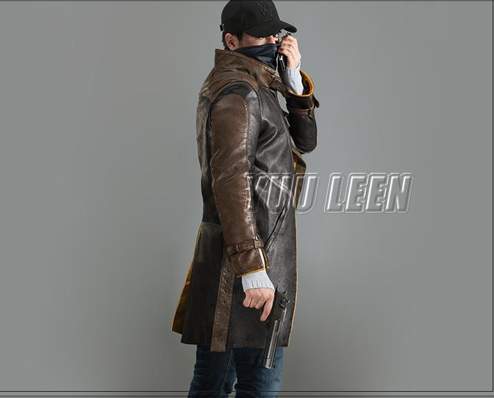 Watch Dogs Aiden Pearce Costume