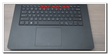 Laptop Keyboard DELL 14-5547 black frame UI US-International - China RTD Part Co., Ltd. store