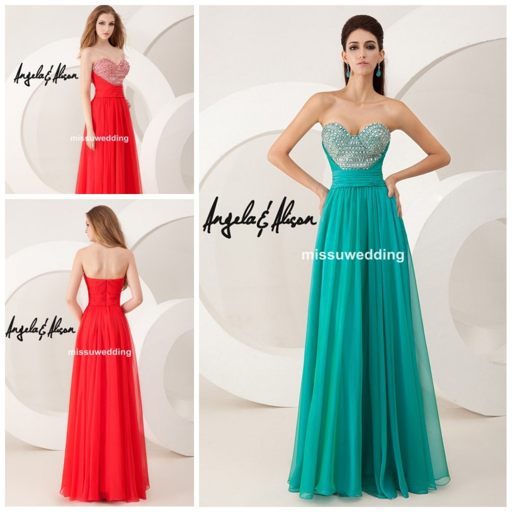 Backless Jade Prom gown