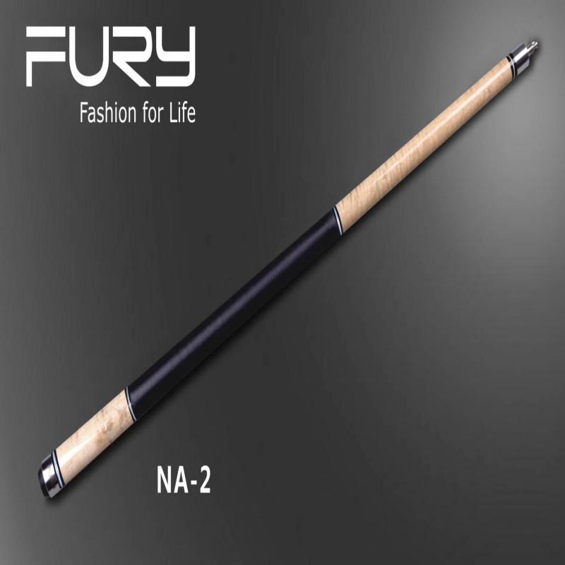 Fury Pool Cue Model NA-2 Billiard Cue Inlaid Nature Series America pool stick / 11.75 mm&12.75 mm tip (optional) /NA-2(China (Mainland))
