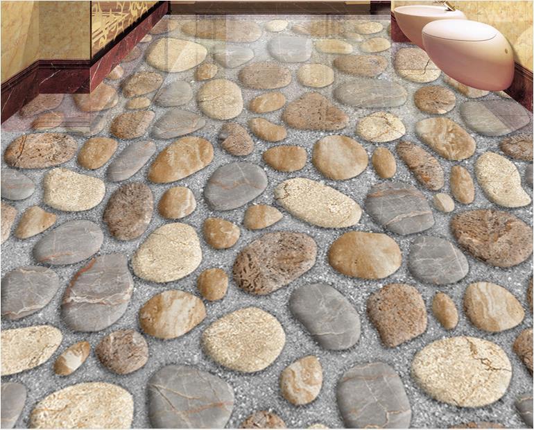 Cobble Stone Mosaics : Popular cobblestone floor tile buy cheap