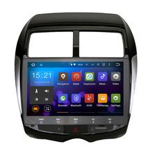 "10.2""  Android 5.1.1 Car GPS for Mitsubishi ASX 2010-2012 1024*600 CPU 1.6G RAM 1G iNAND 16G auto multimedia Stereo SAT nav Wifi(China (Mainland))"