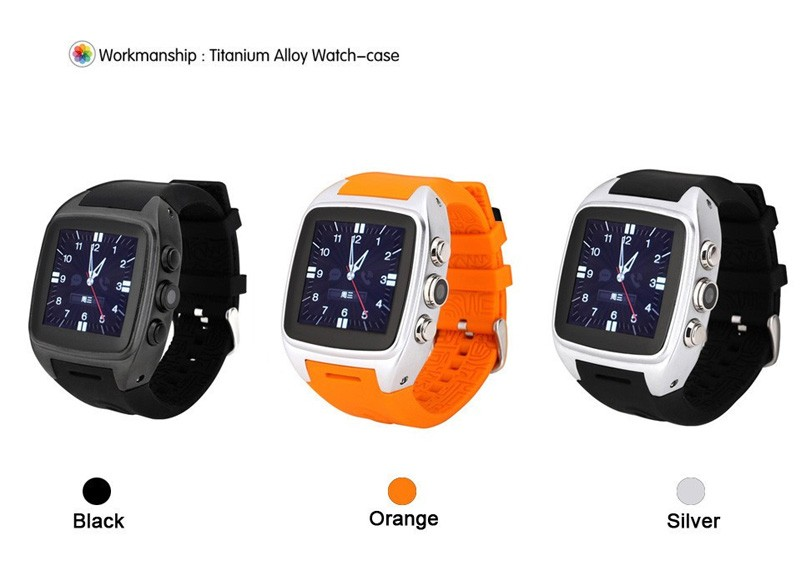 Smart Excellent GPS tracker watch android smart watch phone with android Operation system(China (Mainland))