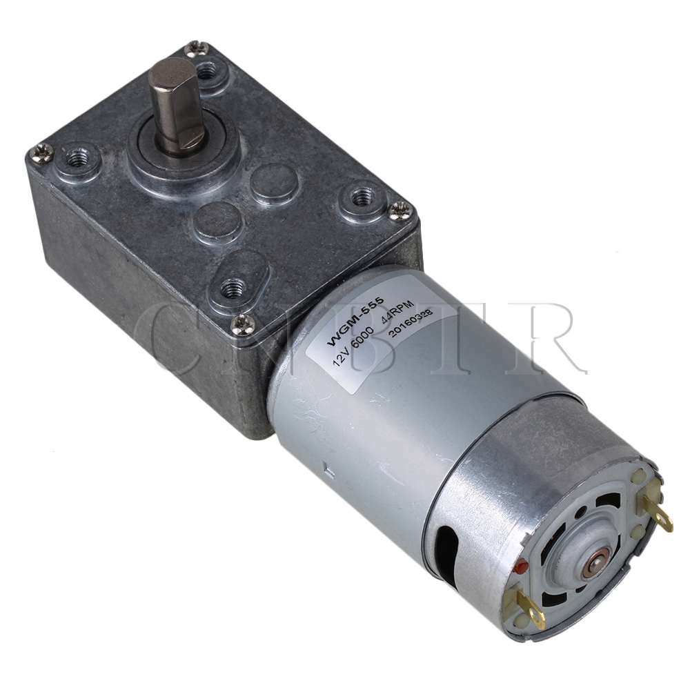 Online buy wholesale 12 volt dc gear motor from china 12 for 12 volt dc gear motor