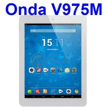 Onda V975M quadcore / V975S 9.7 inch IPS screen 2GB RAM Android 4.4.2 Quad Core tablet pc(China (Mainland))