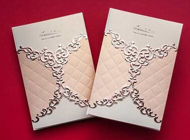 NEW Wedding invitations Custom Print wedding cards personalized invitations Free shipping CW070(China (Mainland))
