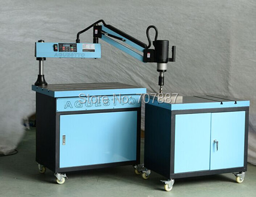 CNC Electric tapping machine M6-M24,over load protection,not easy break taps, save time for tapping(China (Mainland))