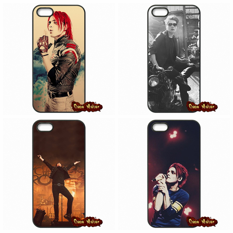 Gerard Way My Chemical Romance Case Cover For Samsung Galaxy 2015 2016 J1 J2 J3 J5 J7 A3 A5 A7 A8 A9 Pro(China (Mainland))