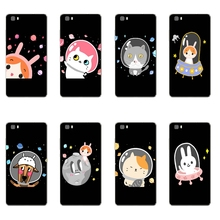 Phone Case Huawei P8/P8 P9 Lite Plus G9 Shell Honor 4A 4C 5C 7 7I Back Cover Mate 8 Cellphone Aviation Staff Cat Design - WISAPI Store store