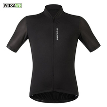 Buy WOSAWE Cycling Jersey Short Sleeve Quick Dry Breathable Jerseys Summer Mountain Bike Bicycle Clothing Cycle Wear Shirt H2029 for $16.99 in AliExpress store