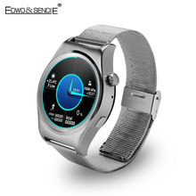 Buy EDWO X10 Smart Watch IPS Round Screen Bluetooth Heart Rate Monitor Health Monitor Smartwatch Reloj Inteligente IOS Android for $54.03 in AliExpress store