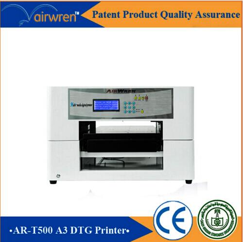 T shirt printing machine digital textile printing machine for Commercial shirt printing machine