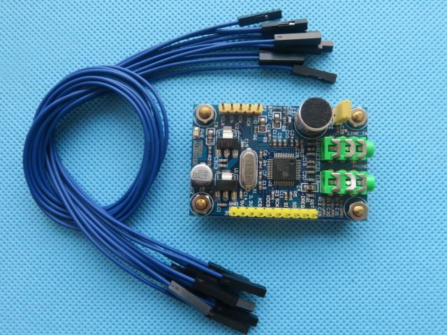 2PCS ALIENTEK VS1053 Module MP3 Player Audio Decoding STM32 Microcontroller Development Board(China (Mainland))