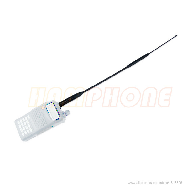 2 Pieces RH-951S SMA-F Dual band Antenna for kg-703 px-555 TG-UV2 KG-UVD1P FD-288 UV-5R PX-888k PX-777 PX-328 V-1000 V16(China (Mainland))