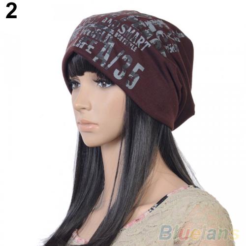 Women s Men s Unisex Fashion Letter Hip hop Baggy Beanie Cotton Blend Sport Hat Cap