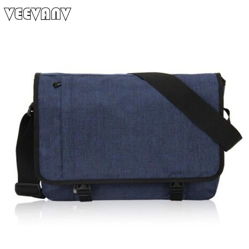 2017 Designer Postman Men's Buisness Crossbody Bags Attache Laptop Case Office Briefcase Men Messenger Bags Canvas Shoulder Bags