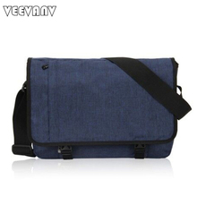 Buy 2017 Designer Postman Men's Buisness Crossbody Bags Attache Laptop Case Office Briefcase Men Messenger Bags Canvas Shoulder Bags for $30.28 in AliExpress store