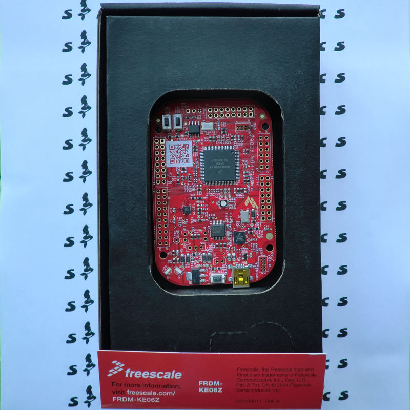 1 pcs x FRDM KE06Z Development Boards ARM Freedom Development Platform, Kinetis E MCU, KE06, 48MHz, 64KB Flash FRDM-KE06Z(China (Mainland))