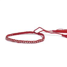 AZIZ BEKKAOU Friendship Bracelet for Women Handmade Beaded Charm Woven Rope Bracelet Colorful Bohemian Bracelets DIY Jewelry(China)