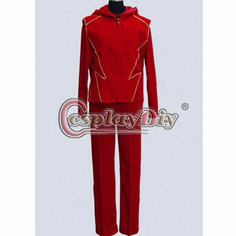 Smallville Flash Impulse Cosplay Costume For Adult Halloween Clothing Custom Made D0812Одежда и ак�е��уары<br><br><br>Aliexpress
