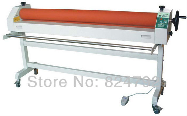 "NEW FIRE Heavy 25"" 650 Manual Laminating Machine Perfect Protect Cold Laminator"