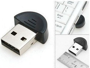 store product HK post Free shipping PC USB wireless Bluetooth receiver Adapter  Dongle Smallest Mini