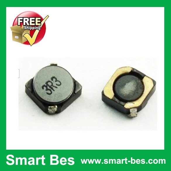 Free Shipping by Fast Singapore post ~50PCS/lot Good Quality SMT Power Inductors,3D16 3.8*3.8*1.6mm 4.7UH 4R7<br><br>Aliexpress