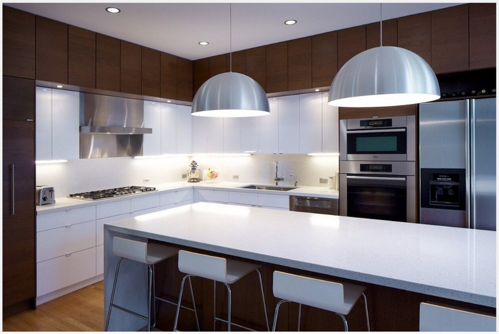 2015 lacquer kitchen cupboard modular kitchen cabinets customised white kitchen furnitures(China (Mainland))