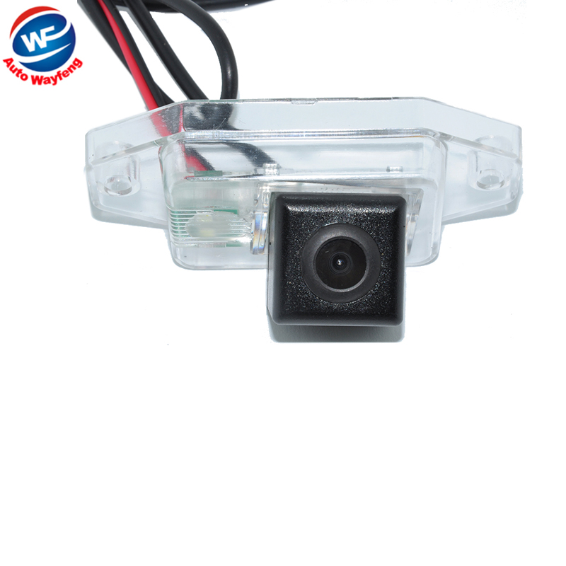 Factory Selling Car rear view camera backup camera for 2002-2009 Toyota Land Cruiser 120 Series Prado 2700 4000 Free shipping(China (Mainland))