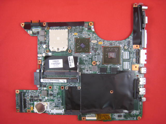 DV9000 DV9500 laptop motherboard 450799-001 459566-001 DA0AT2MB8H0 REV:H G86-730-A2 100% Tested and good working(China (Mainland))