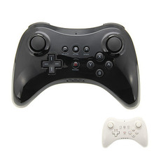 New With OFF REGISTER Black/White Classic Dual Analog Wireless Bluetooth Controller Pro Game joystick Gamepad for Nintendo Wii U