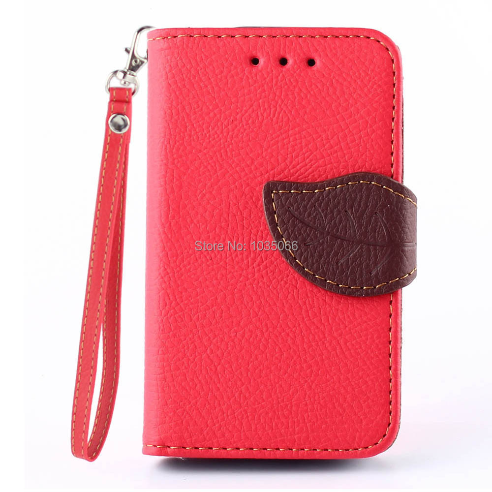 Hot marketed products Deluxe PU Leather Wallet Stand Flip Case Cover For Samsung GALAXY Young 2 G130H Free Shipping capa(China (Mainland))