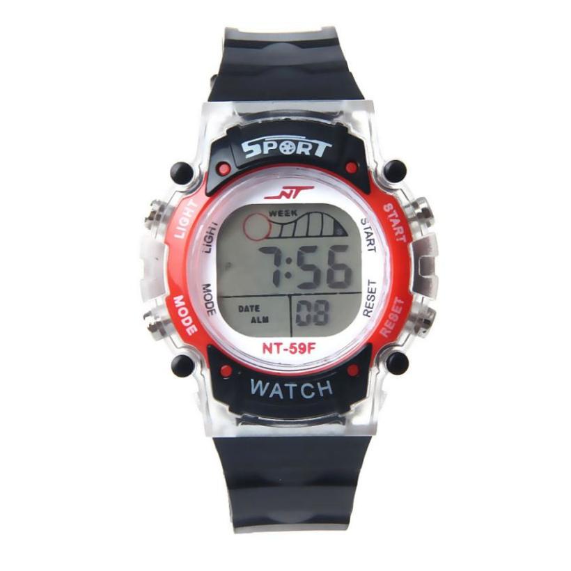 Creative 2015 Sport Watches Colorful LED Electronic Digital Fashion Sports Watch Women Men Popular Sport Digital Watch<br><br>Aliexpress