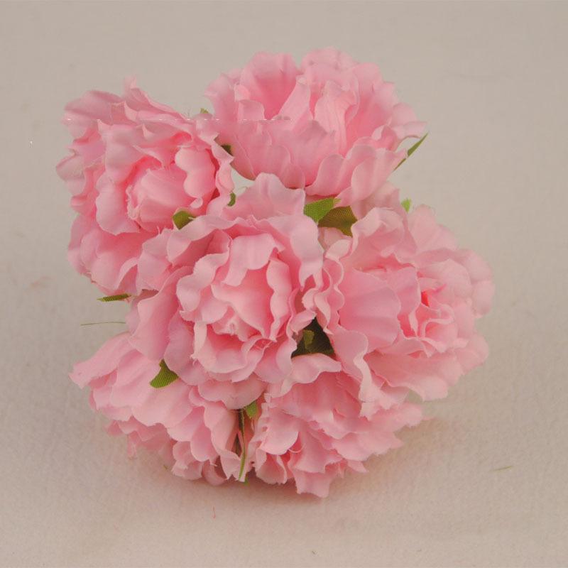 2015 Valentine Gift Artificial silk Rose Flower Hibiscus Bouquet Wedding Decor Scrapbooking(China (Mainland))