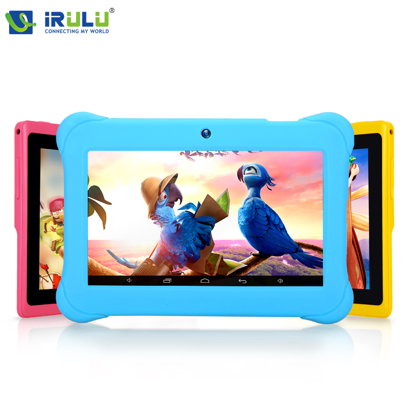 "Гаджет  IRULU Kids Education Brand Original 7"" kids Tablet PC Dual Core Dual Camera A7 Android 4.2 8GB Free Game Learn Grow Play None Компьютер & сеть"