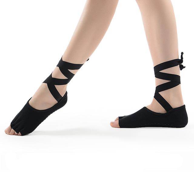 Cotton Yoga Socks