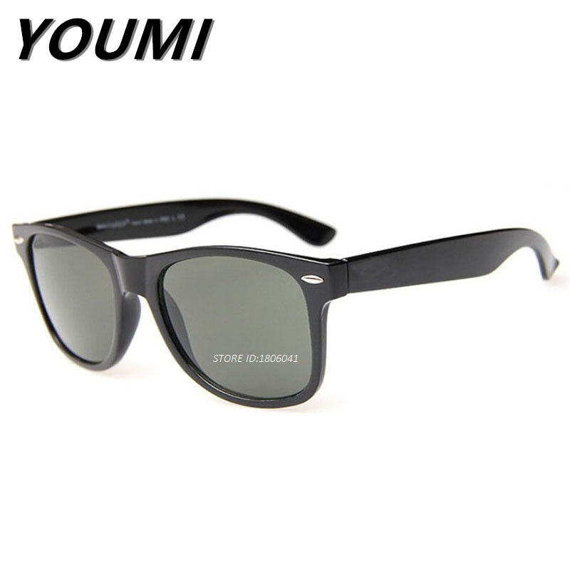 YOUMI Brand Designer Good Quality 2140 Size 54 Hot Fashion Wayfarer Sunglasses for Men Women Outdoor Sports Sun Glasses(China (Mainland))