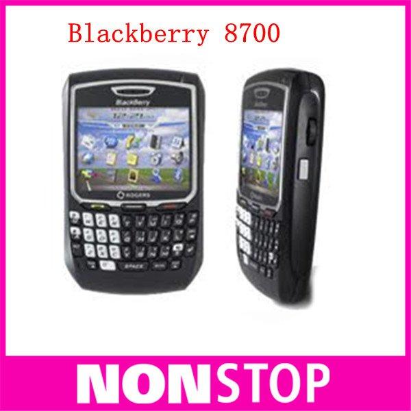 Unlocked Original Blackberry 8700, PDA Software Unlocked Curve 8700, Original 8700 Cell Phone,Curve WI-FI phone FREE SHIPPING(China (Mainland))