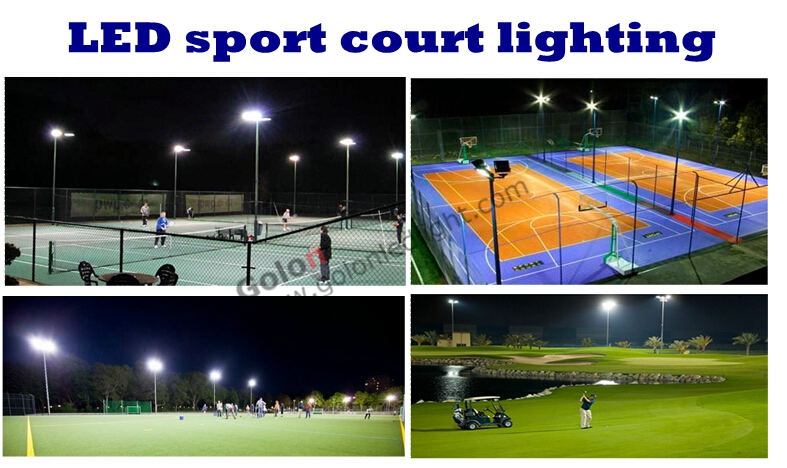 2016 new led football field lighting 200W best price high quality cool white day white outdoor led football stadium lighting(China (Mainland))