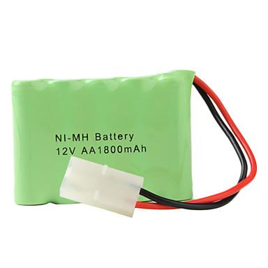 Double Layer Ni-MH AA Battery (12v, 1800 mAh)(China (Mainland))