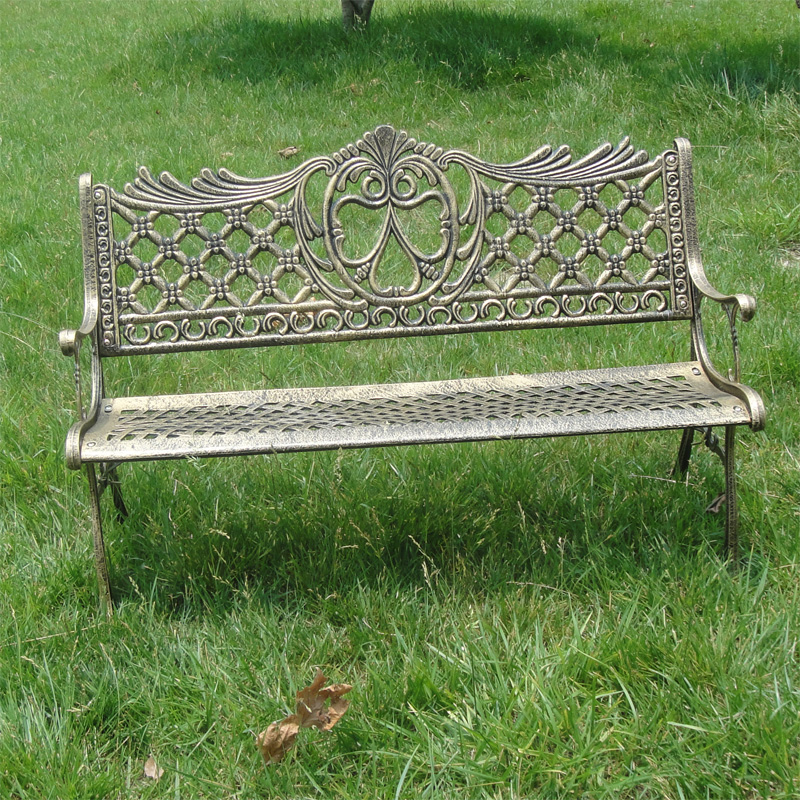 Online buy wholesale cast iron garden furniture from china Cast iron garden furniture