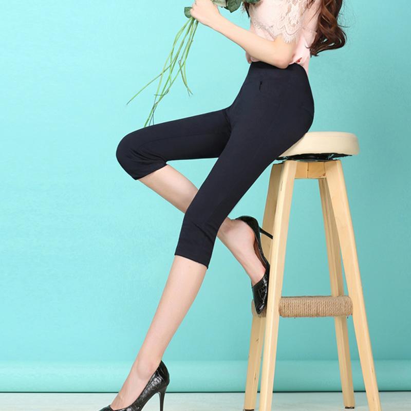 Popular White Stretch Capri Pants-Buy Cheap White Stretch Capri ...