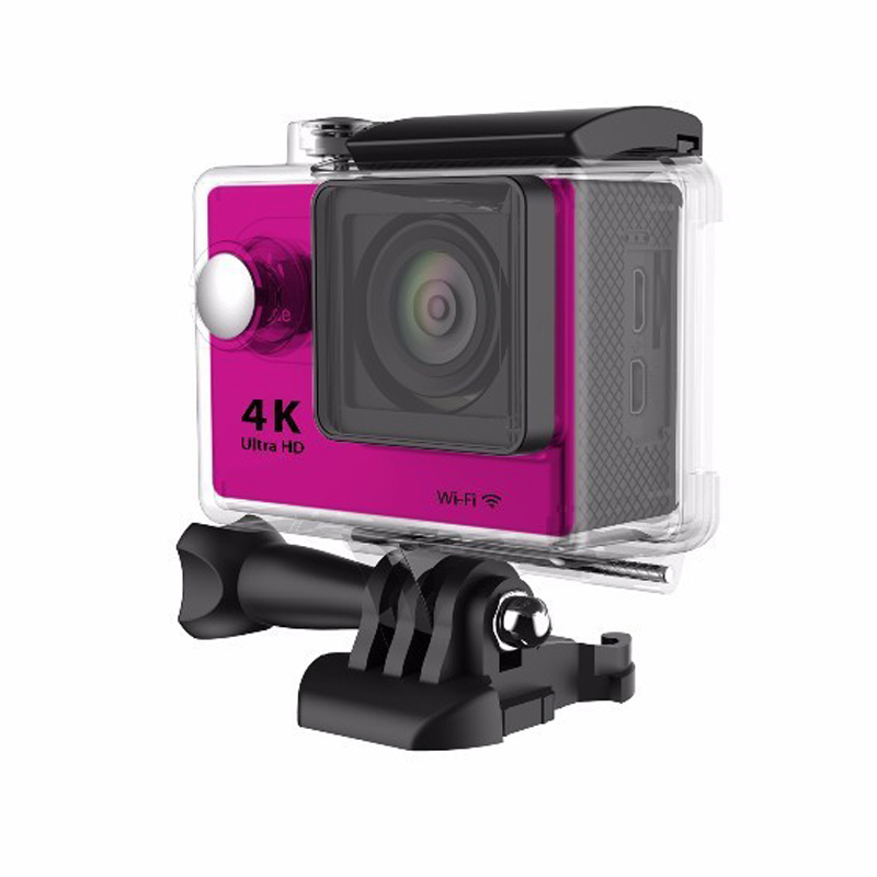 Здесь можно купить  Ultra HD 4K WIFI sport DV Video 170 degree Angle Sports Camera 2-inch Screen 1080p action Camera Better Than xiaomi yi camera  Бытовая электроника