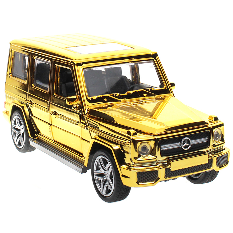 AMG G65 Diecast Metal Car Toys 1:32 Alloy Cars Auto Model With Pull Back Function Openable Door As Gift For Kids(China (Mainland))
