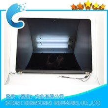 Original 13.3'' 98% New LCD for Macbook Pro Retina A1502 LCD Display Screen Assembly laptop lcd replacement 2013 Year Model(China (Mainland))