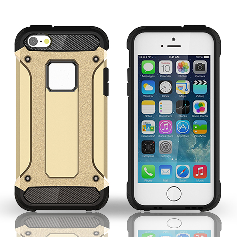 King kong Armor Back Cover Case for iphone 6s plus 5 5 cases tpu pc Hard