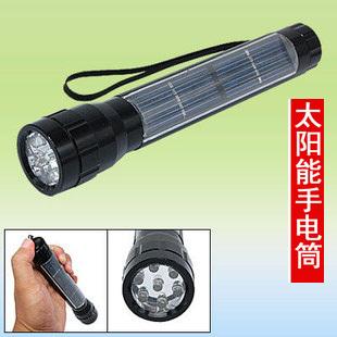 New arrival 7led flashlight prime aluminum alloy battery replacement mini portable