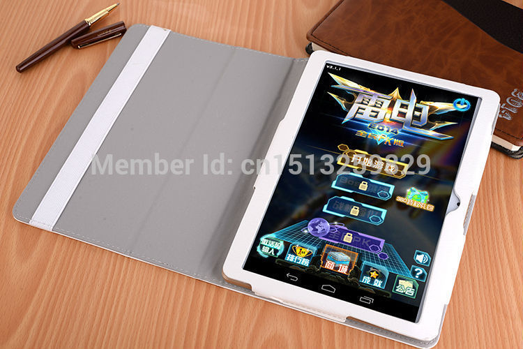 10 inch 8 core Octa Cores 1280X800 IPS DDR3 4GB ram 16GB 8 0MP 3G Dual